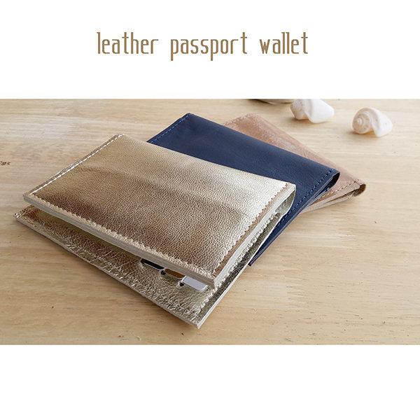 כיסוי דרכון מעוצב מעור