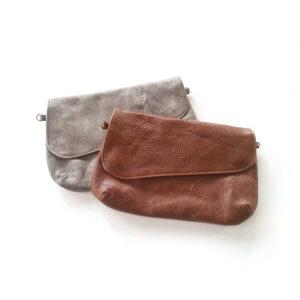 תיק קלאץ קטן עור לנשים