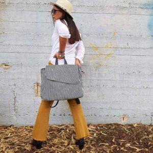תיקי גב מדמוי עור מעוצבים לנשים