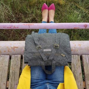 תיקי גב אופנתיים לנשים מתאימים ללפטופ